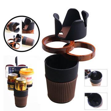Универсальный многофункциональный ABS Легкий Авто держатель телефона Держатель бутылки напитков