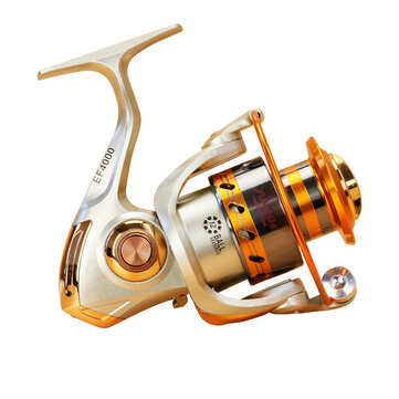 ZANLURE EF3000-6000 5.5:1 12+1BB Full Metal Spinning Reel Left/Right Hand interchange Fishing Reel