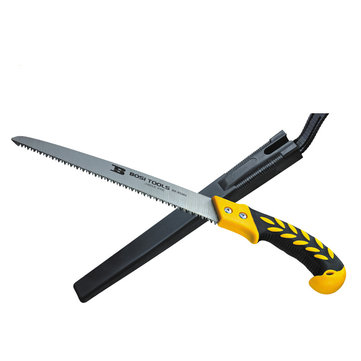 Hand Pruning Saw Tree Branch Garden Saws Garden Household Anti-skip Hand Steel Sawing Tool
