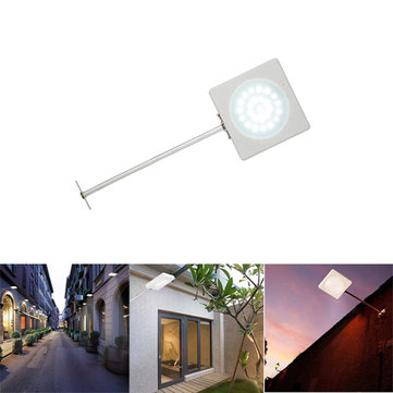 Solar 25 LED Microwave Radar Motion Sensor Light Waterproof IP65 Outdoor Street Security Lamp