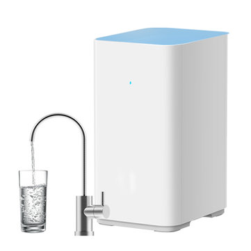 XIAOMI Smart RO Purification Mi Water Purifier400 Gallons Large Flow Capacity Intelligent Adjustment Pure Water