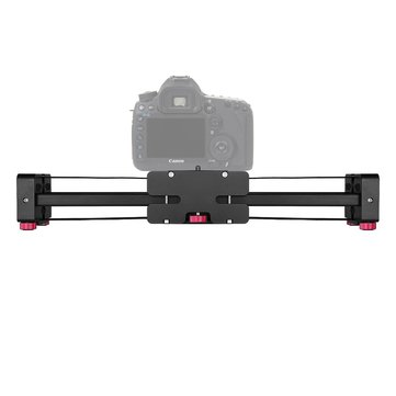 Retractable Video Rail Dolly Track Slider Stabilizer System For SLR DSLR Camera