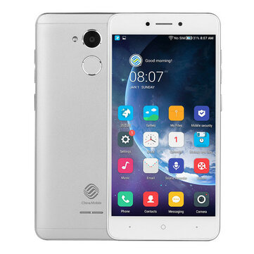 China Mobile CMCC A3s 5.2 Polegadas Impressão Digital 2GB 16GB Snapdragon 425 Quad core 4G Smartphone
