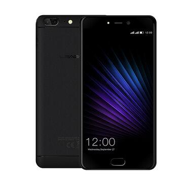Leagoo T5 5.5 '' мобильный телефон 4G Смартфон 4GB RAM 64GB ROM MTK6750T Octa-Core  подержка отпечатки пальца