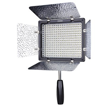 Yongnuo YN300 III Bi-color Temperature 3200K-5500K CRI95 Pro LED Video Light for Camera Camcorder
