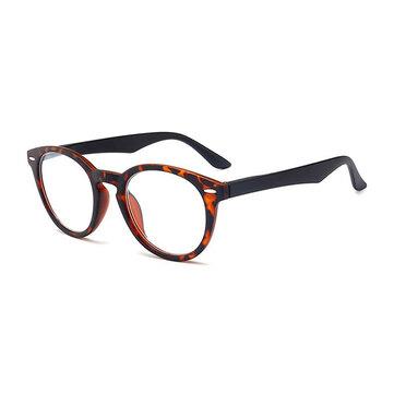 Unisex HD Lens Lightweight Reader Reading Glasses Full Frame Durable Presbyopic Glasses
