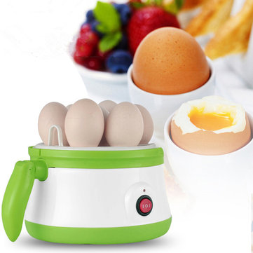 Household Multi-function 3 in 1 Popcorn Machine Popper Omelette Steamed Egg Maker