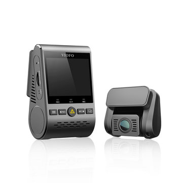 VIOFO A129 Dual Camera Double Recording With Rear Camera Car DVR Without GPS
