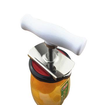 Original Abrelatasantideslizanteuniversaldelacocina del abrelatas del engranaje del abrelatas de acero inoxidable