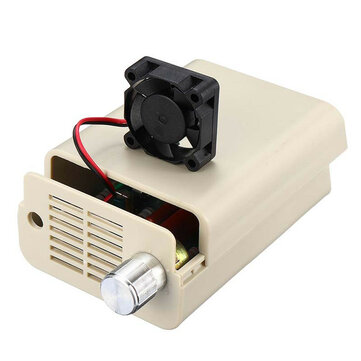 4000W 220V AC Voltage Regulator Built-in A Cooling Fan Voltage Controller Motor Speed Controller