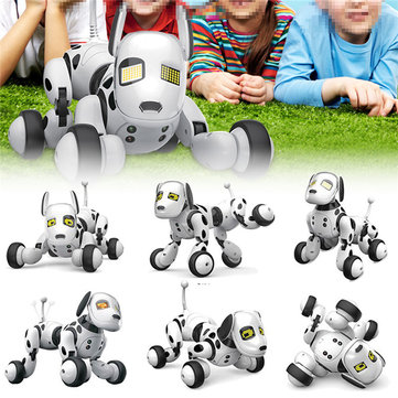 Christmas Intelligent Remote Control Pet Robot Dogs Multifunctional For Kids Children Gift Toys