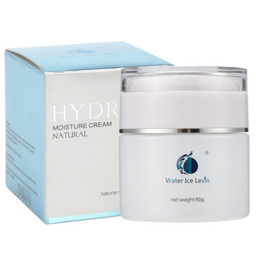 50g Water Ice Hyaluronic Acid Cream Moisturizing Facial Skin Care