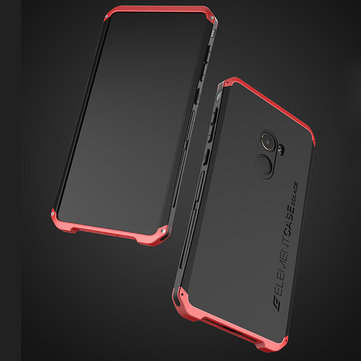 Luxury Aluminum Metal Frame Plastic Shockproof Protective Case For Xiaomi Mi MIX 2