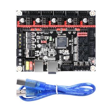 Original BIGTREETECH SKR V1.3 Tablero de Control 32 Bit ARM CPU 32bit Placa Base Smoothieboard Para Piezas de Impresora 3D Reprap