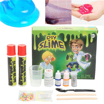 Slime Kit Gloop Sensory DIY Play Toy Science Games