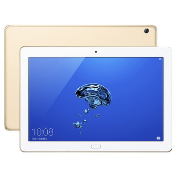 Huawei Honor WaterPlay HDN-L09 LTE 64GB Kirin 659 Octa Core 10.1 Inch Android 7.0 Tablet Gold