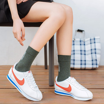 Womens Athletic Breathable Boot Socks Tube Socks