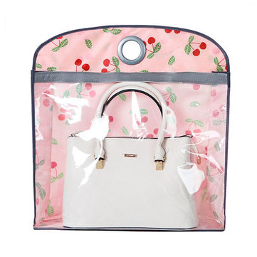 Women Men Bag Dust-Proof PVC Storage Bag