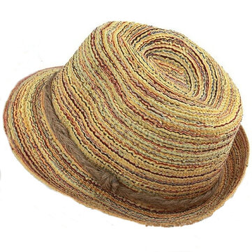 Fedora Hat Sunhat Headgear Gangster Hats