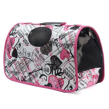 Expandable Pet Carrier Dog Cat Folding Travel Carry Bag Portable Airline Roved