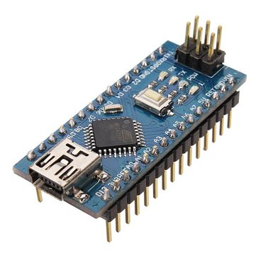 Geekcreit® 5Pcs ATmega328P Arduino Compatible Nano V3 Module Improved Version No Cable