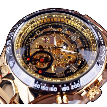 w watches men watch round brown dial numeral analog p haibo quartz roman x wrist white s sku