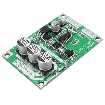 DC 12-36V 500W Brushless Motor Controller Driver Board With Hall
