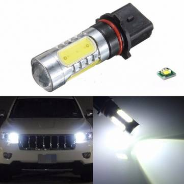 12W HID White High Power P13W COB Projector LED Bulbs For Fog Light