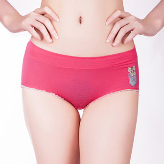 Cartoon Elastic Underwear Panties