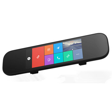 Xiaomi Mijia Smart Rearview Mirror 1080P HD Car DVR 6.86 Inch IPS Screen SONY IMX291 Image Sensor