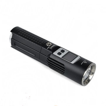Maeerxu SM01 L2 1000LM 18650 Lcd Display LED Flashlight