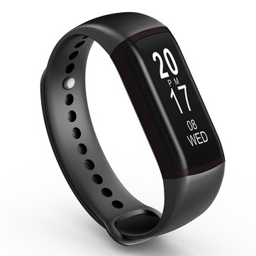 B19 0.87 inch OLED Display Heart Rate Monitor Bluetooth Smart Wristband Bracelet for Iphone 8/X
