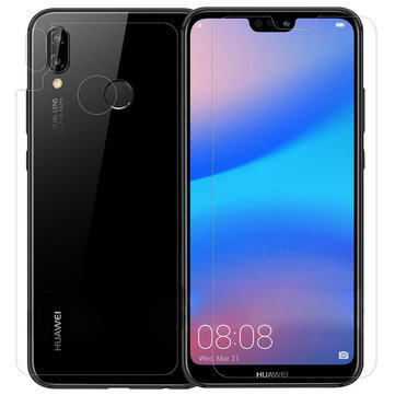 NILLKIN HD Thin Full Body Screen Protector with Lens Protective Film for Huawei Nova 3E P20 Lite