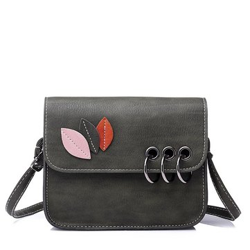 Women Quality PU Leather Daily Casual Shoulder Bag Crossbody Bag