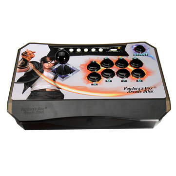 PandoraBox 4S 815 in 1 Single Player Arcade Game Console with 2.4Ghz Wireless Controller