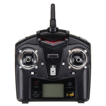 WLtoys V911S RC Helicopter Parts 2.4G 4CH Transmitter