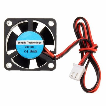 DC 24V Cooling Fan 31mm Sleeve For DIY 3D Printer
