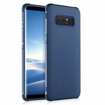 Bakeey Protective Case For Samsung Galaxy Note 8 Air Cushion Corners Soft TPU Shockproof