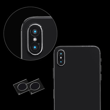 Bakeey™ 2PCS Anti-scratch Camera Tempered Glass Screen Protector for Huawei Mate 20 Lite Maimang 7