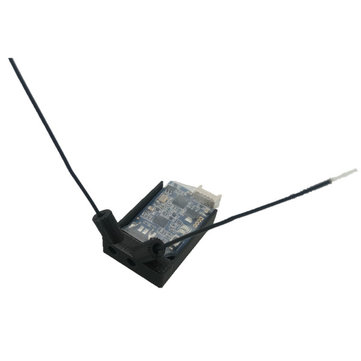 2.5g PLA Meterial Receiver Mount voor FrSky XSR 2.4GHz 16CH ACCST S-Bus CPPM Output