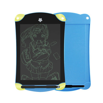 8.5 inch LCD Writing Tablet Drawing Broad Child Painting Graffiti Cartoon School Office Supplies