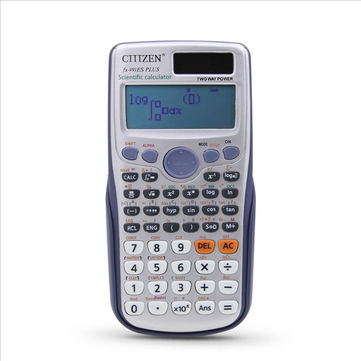 GTTTZEN 991ES PLUS Scientific Calculator 417 Functions Student College Matrix Complex Equation
