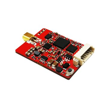 EWRF e708TM3 Pro 5.8G 48CH 25mW/200mW/500mW/OFF Power Adjustable VTX FPV Video Transmitter