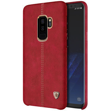 NILLKIN Englon Crazy Horse Grain Leather Protective Case for Samsung Galaxy S9 Plus