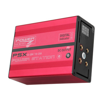 Power Genius PG PS280 12V/22A 15V/20A 18V/15A 24V/12A 28V/10A Power Supply Adapter for A6 B6 Charger