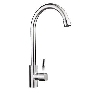 Robinet d'évier de cuisine robinet d'osmose inverse Filtre à eau potable en acier inoxydable