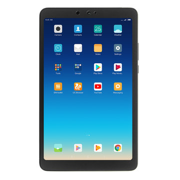 "XIAOMI Mi Pad 4 3GB + 32GB Original Box سنابدراغون 660 8 ""MIUI 9 OS كمبيوتر لوحي"