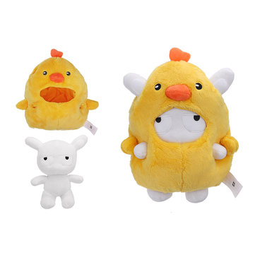 XIAOMI Stuffed Plush Toy Soft Yellow Chick Doll Kid Gift Fan's Collection