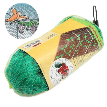 4 x 10m Green Anti Bird Net Lightweight Nylon Protection Crops Flower Garden Mesh