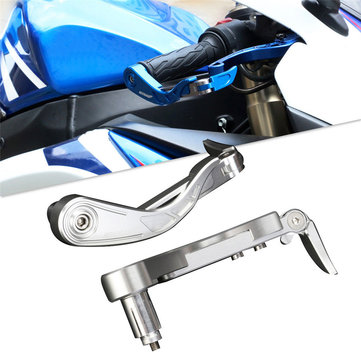 """NEVERLAND Motorcycle 3D Lever Guard Protector 22mm 7/8"""" Brake Clutch For Yamaha YZF R1 R6 R15 R25 R3"""